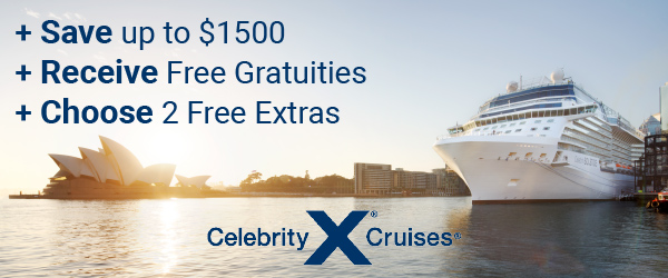 Celebrity Cruises With Exclusive Savings