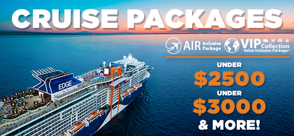 Cruise Packages Under $2500