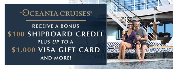 View More Oceania Cruises