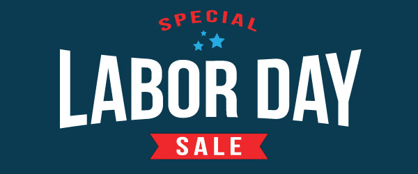 Labor Day Sale Offers