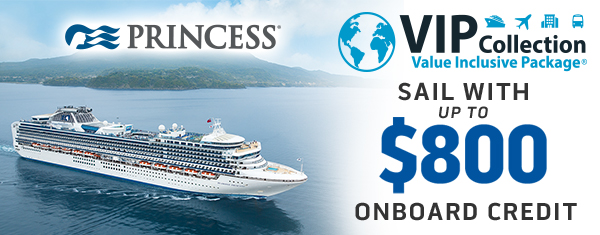 Princess Cruise Packages