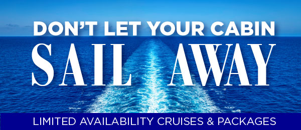 Don't Let Your Cabin Sail Away
