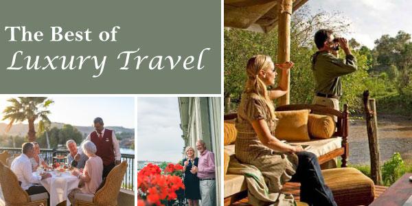 The Best of Luxury Travel