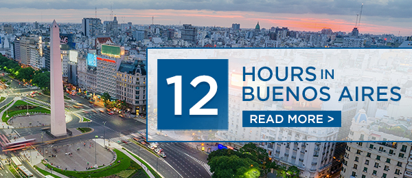 12 Hours in Buenos Aires