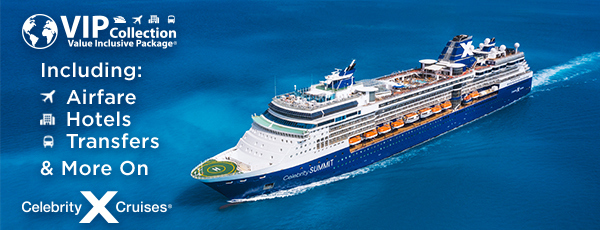 Celebrity Cruises Packages