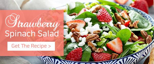 Strawberry Salad Recipe