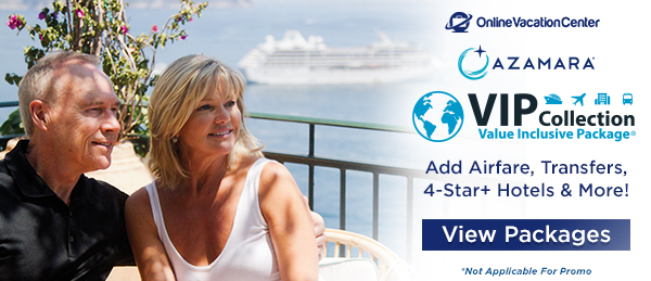 Azamara Cruise Packages