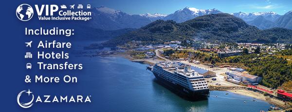 Azamara Cruise Packages