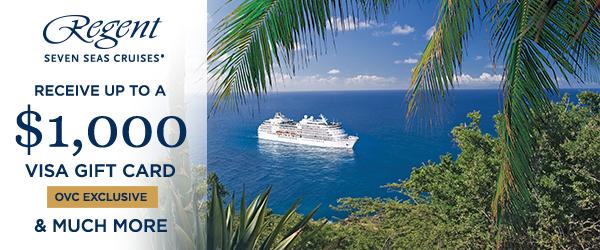 Regent Luxury Cruises