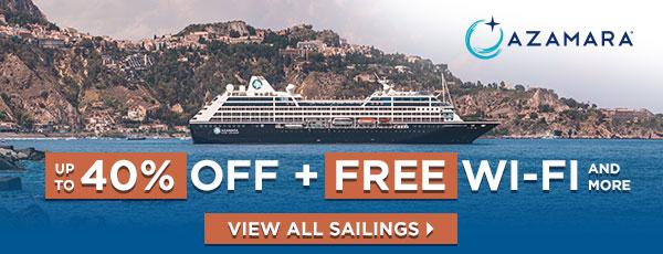View All Azamara Cruises on Sale