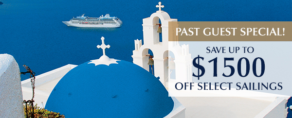 Past Guest Offer