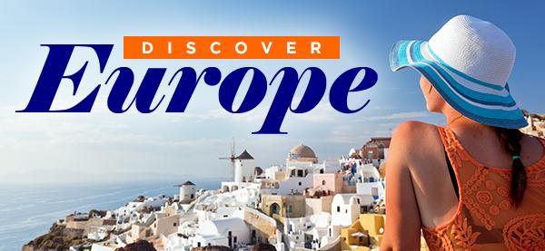 Discvoer Europe