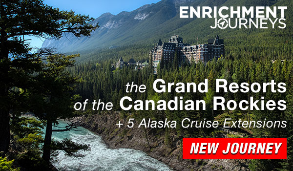 Grand Resorts of the Canadian Rockies