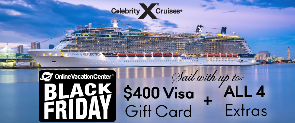 Celebrity Cruises - Black Friday Sale
