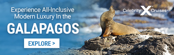 Sail Galapagos on Celebrity Cruises